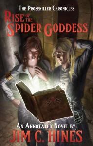 Spider Goddess width=