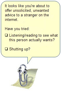 Clippy-Advice