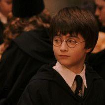 Harry Potter Eyeroll Gif