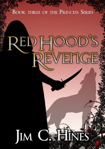 Red Hood's Revenge - UK Cover