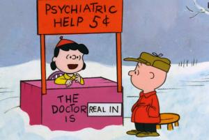Lucy: Psychiatric Help