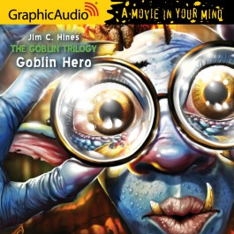 Goblin Hero - Audio Book Cover