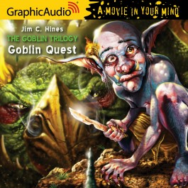 Goblin Quest - Audio Book Cover