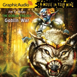 Goblin War - Audio Book Cover