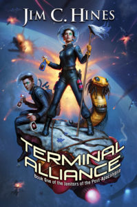 Terminal Alliance Cover Art by Dan Dos Santos