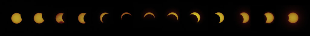 Eclipse - Time Lapse
