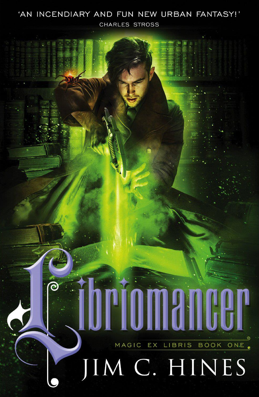 Libriomancer UK Full