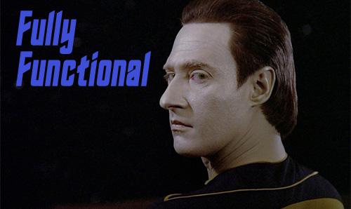 Data - Fully Functional