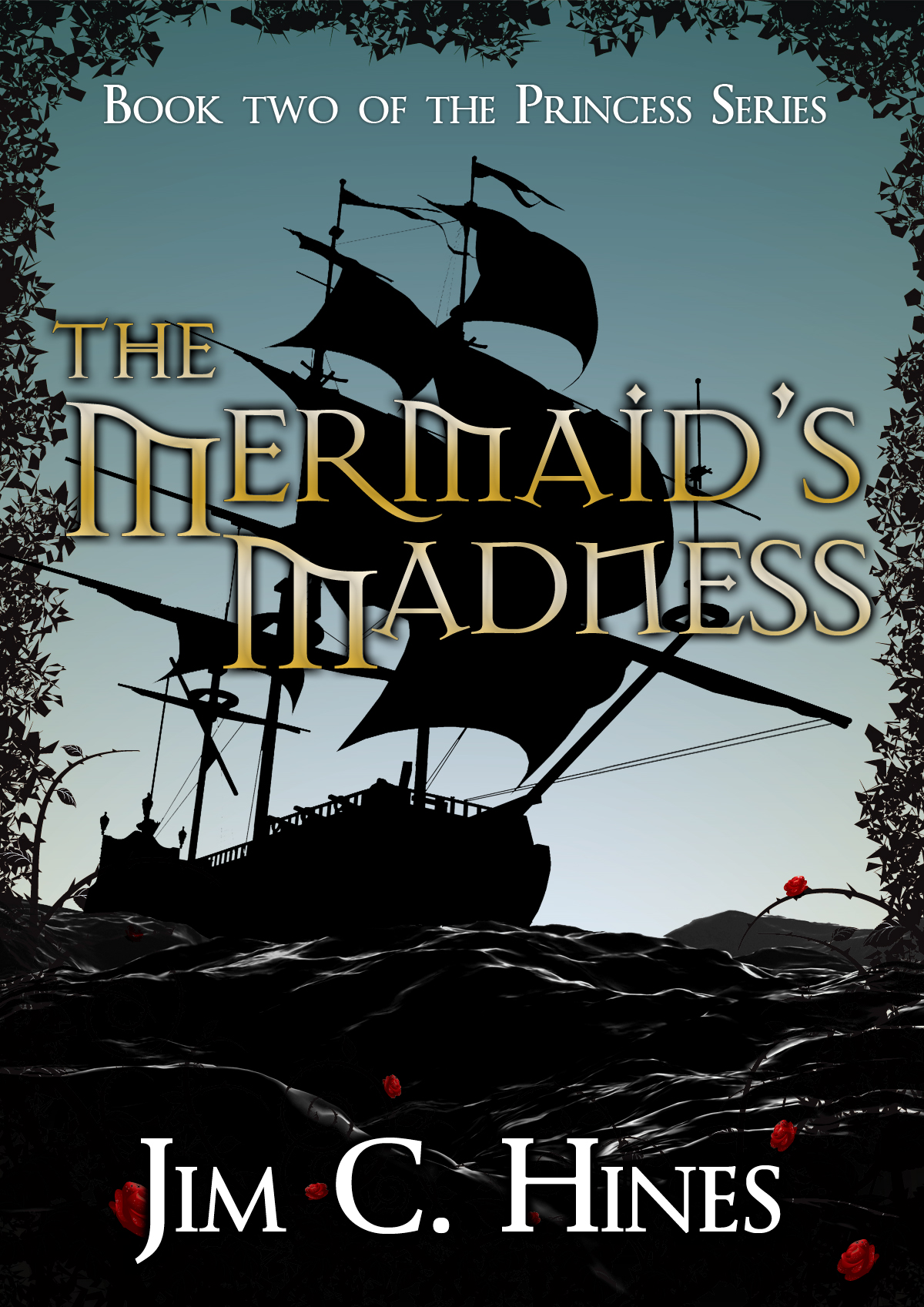 The Mermaid's Madness - UK Cover