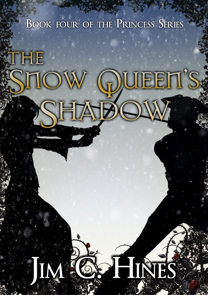 The Snow Queen's Shadow - UK Cover