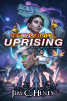 Terminal Uprising Cover Art by Dan Dos Santos