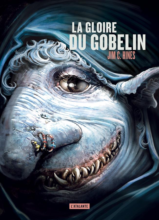 Goblin Hero: French Cover
