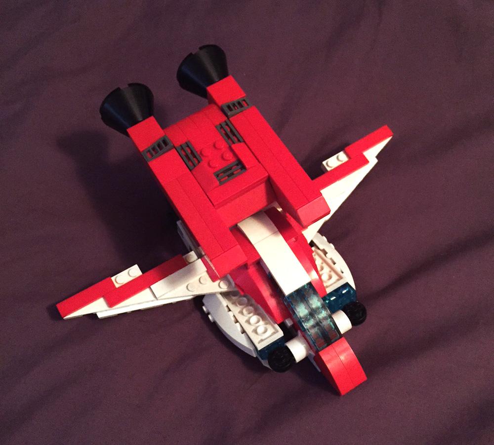 Jetfire - Jet Mode