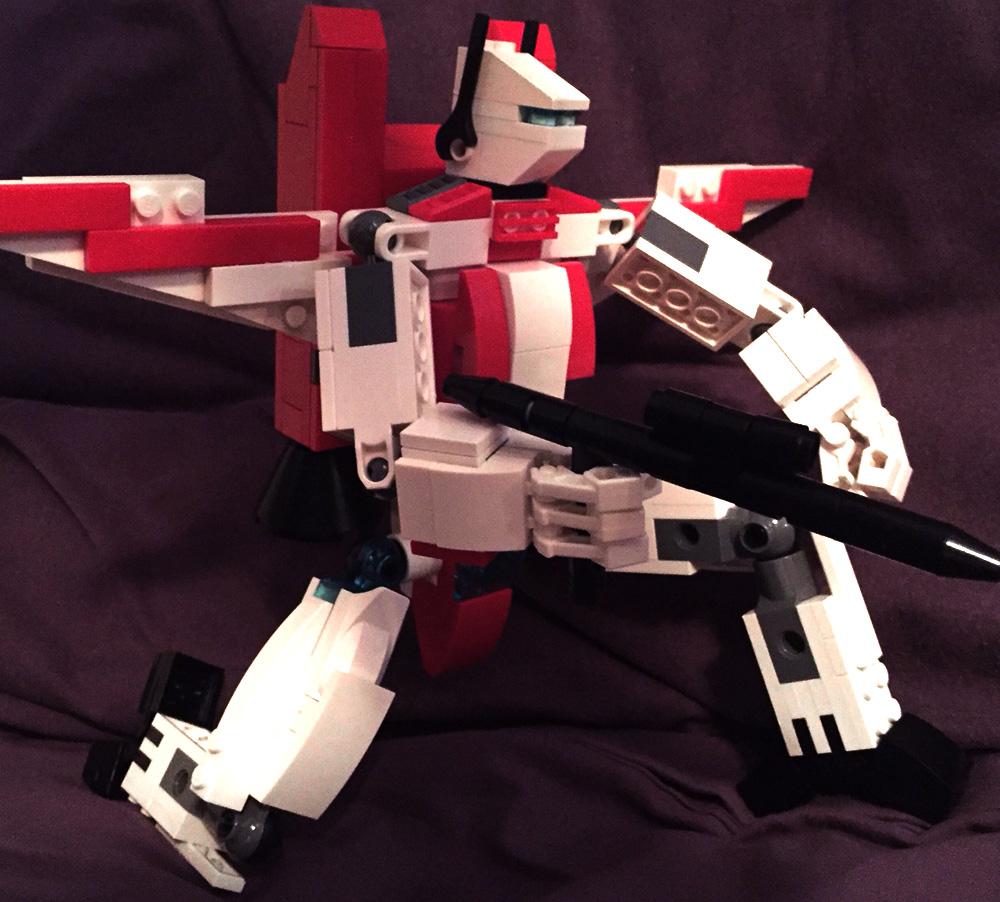 Jetfire - Robot