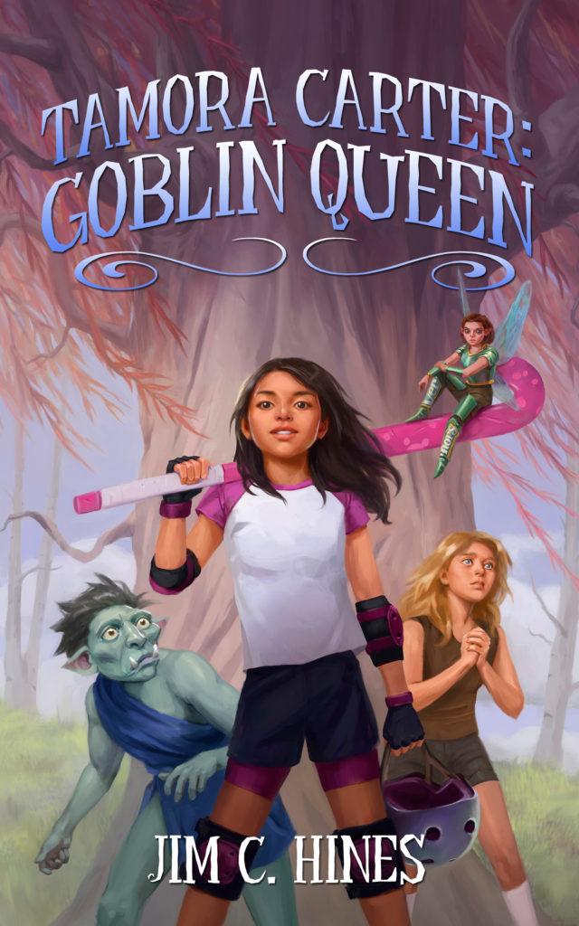 Goblin Queen Cover Art