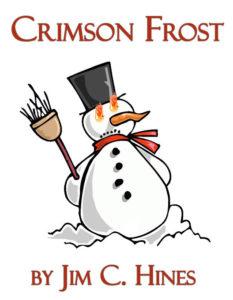 Crimson Frost Cover